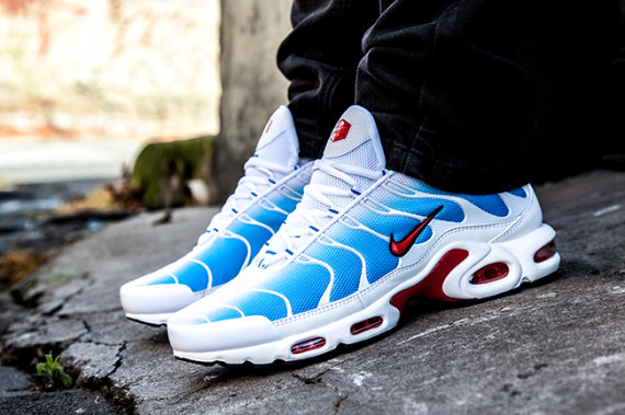 new style 0e731 80886 custom nike air max plus