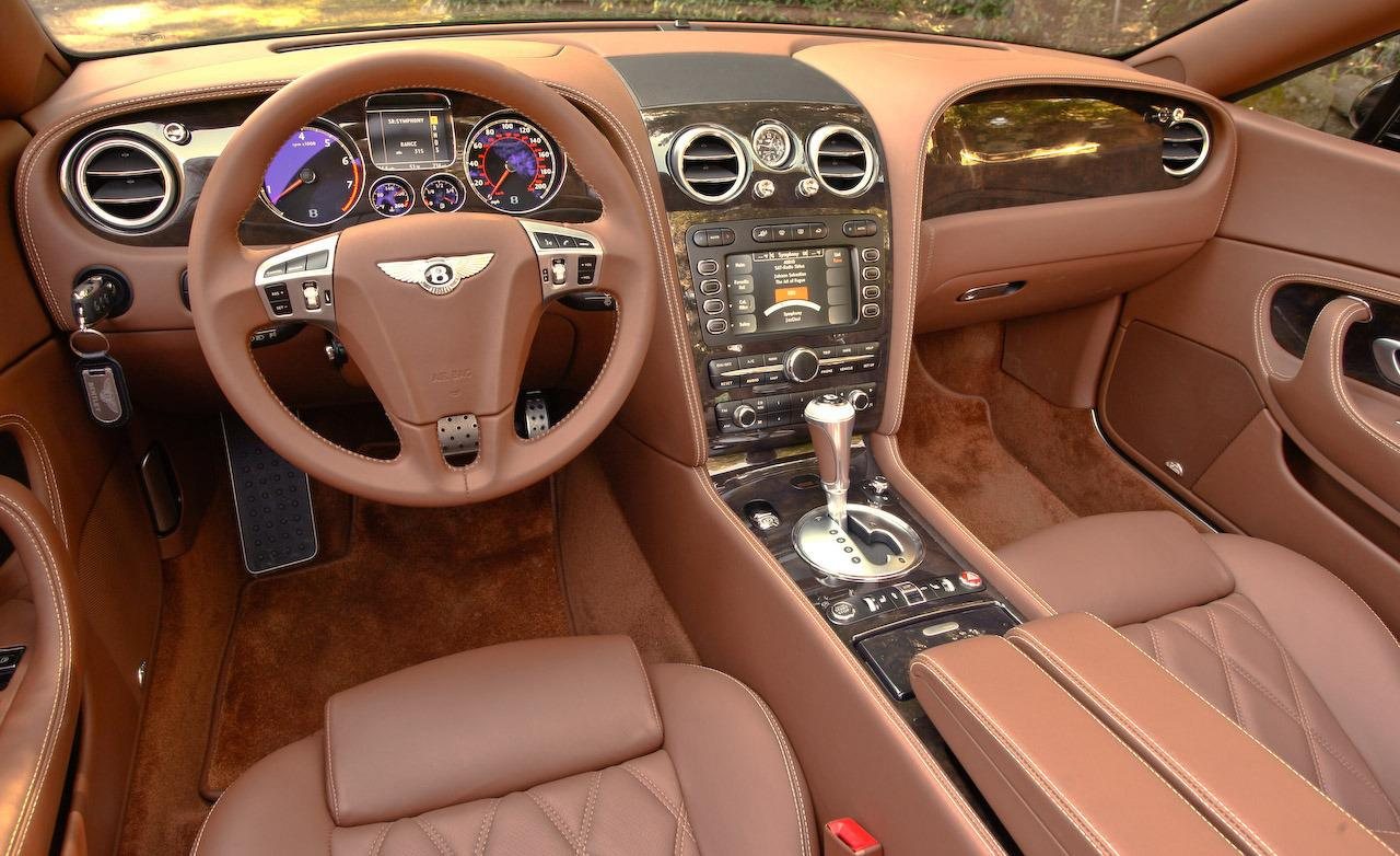Wizkid gets himself a bentley continental gtc for the new year 2010 bentley continental gtc speed interior photo 271747 vanachro Image collections
