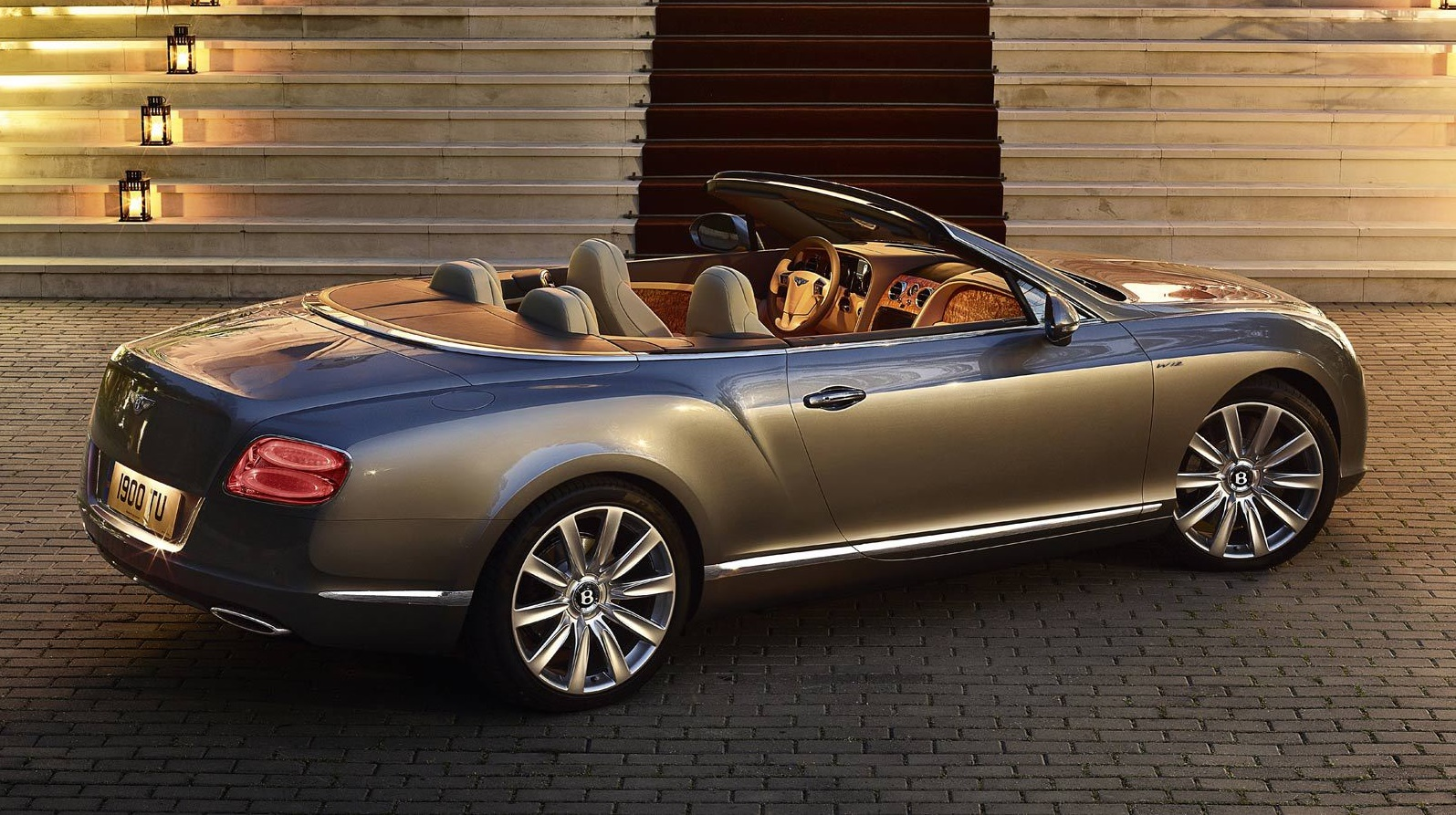 Wizkid Gets Himself A Bentley Continental Gtc For The New Year Afrofresh Com