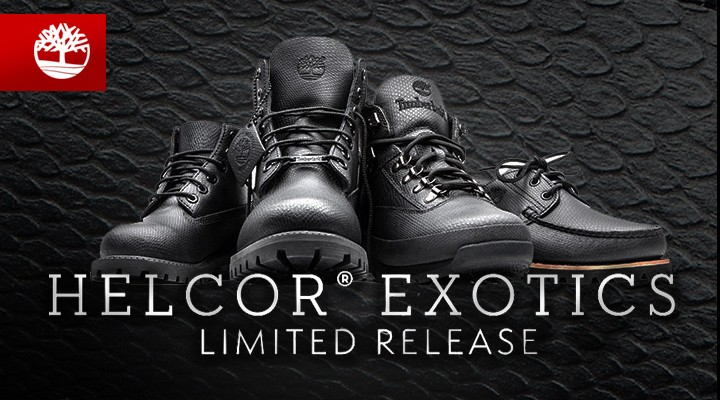 Timberland Helcor Exotics (Limited Release) - Afrofresh.com 8c4a18828fba