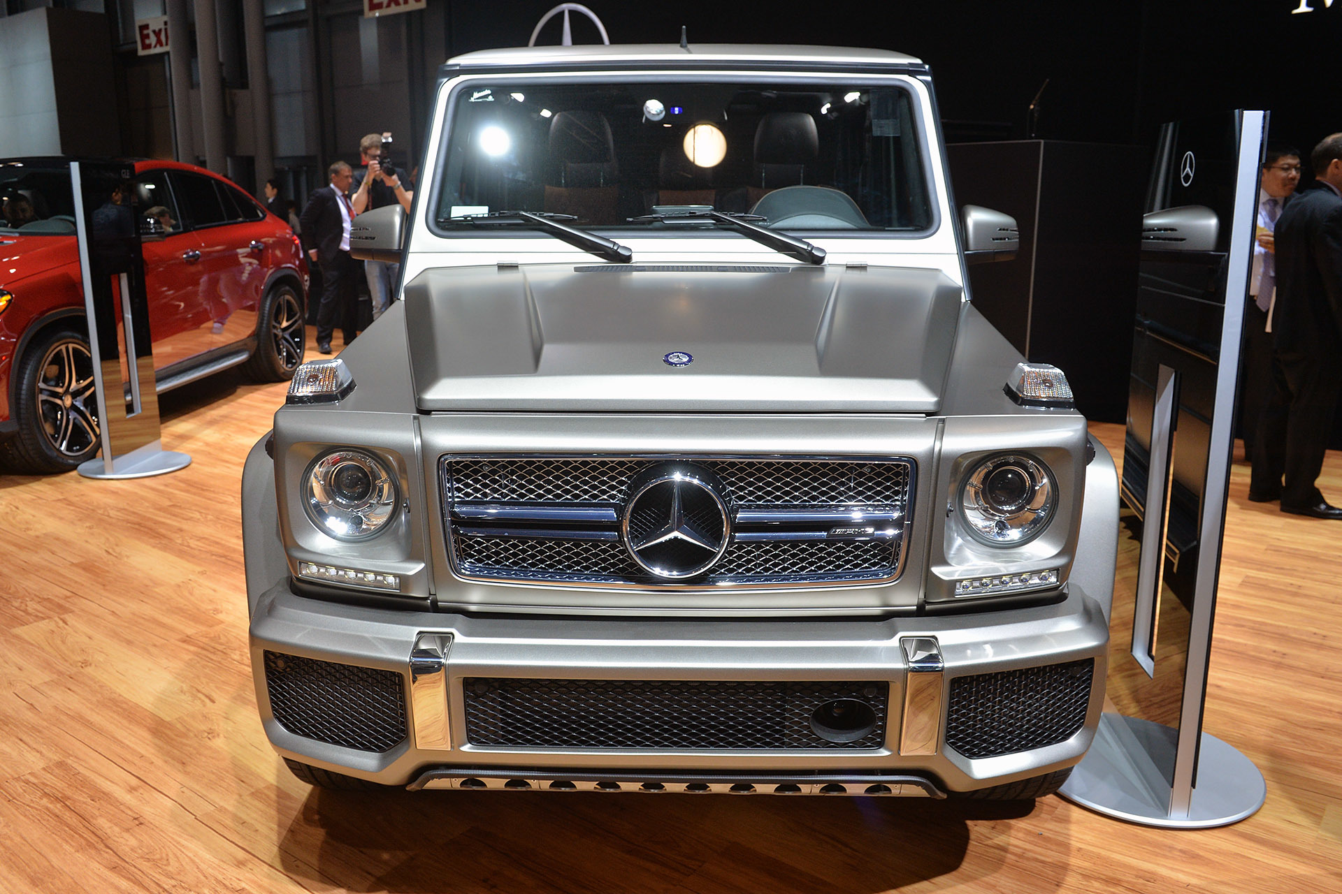 Photos 2016 mercedes g65 amg g wagen for Mercedes benz g65 price