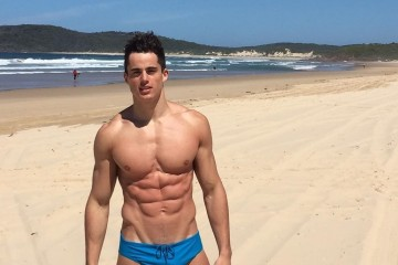 Pietro Boselli, Former World's Hottest Maths Lecturer turns Model for Armani