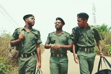 """Musical Short Film """"Soldier"""" by FALZ ft SIMI"""