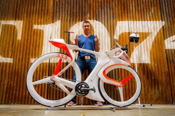 The FUCI Concept Bike