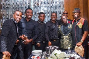 Photos: Mode Men Magazine 10th Anniversary & Book Launch