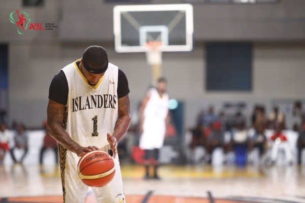 Mark Hill Of Lagos Islanders