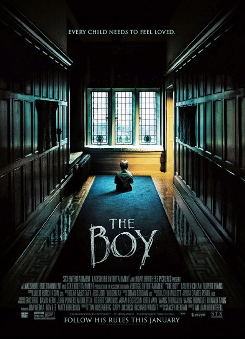The Boy 2016 Free Movie Download HD 720 - Movies