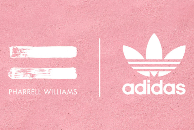 Pharrell Collaborates with Adidas on New Beach Sneaker Design