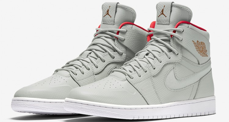 "Nike Air Jordan 1 High Nouveau ""Pure Platinum"""