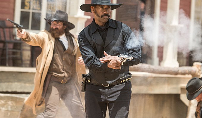 """The Magnificent Seven (2016)"